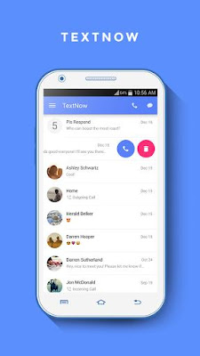 TextNow 4.2.3 APK for Android