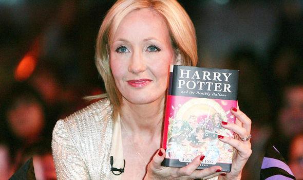 Historia de J. K. Rowling, escritora de Harry Potter