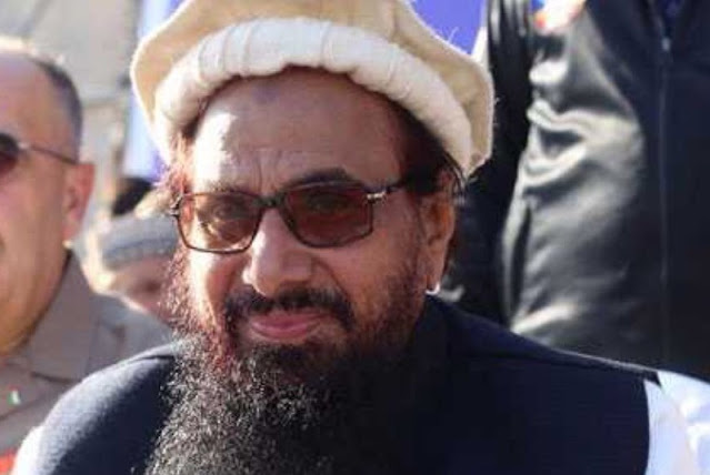 Hafiz Saeed was on Thursday sentenced to 10 years in jail by an anti-terrorism court in Lahore.