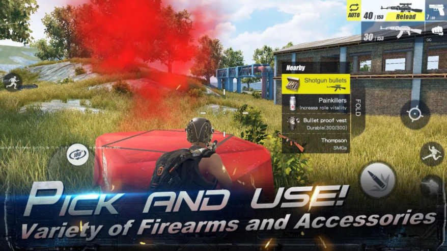RULES OF SURVIVAL - PUBG for Android APK+DATA - AndroidGamesOcean tricks