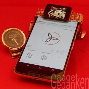 Titel: Zehnder ComfoControl mit Unterstützung für Smartwatch und Sprachassistent (Mockup)