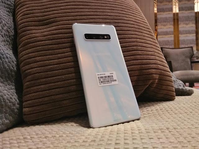 Samsung Galaxy S10+ Philippines
