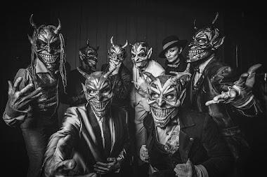 Dinilai Band Alternativ Metal Unik, Napalm Records Resmi Boyong Mushroomhead