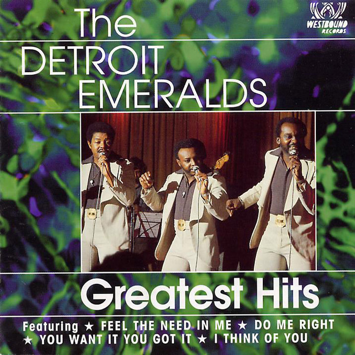 Detroit Emeralds Feel The Need In Me