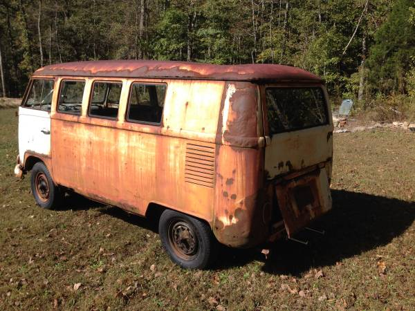 1965 VW Bus New Rebuilt Engine | vw bus wagon