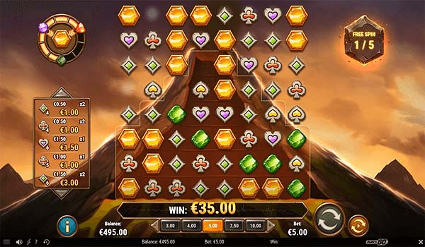 Main Slot Indonesia - Gold Volcano (Play N Go)