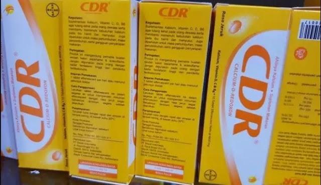 Calcium D Redoxon (CDR), Suplemen yang Baik untuk Kesehatan Tulang