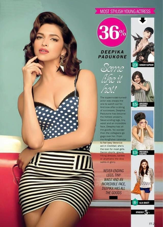 Box Office Express: Deepika Padukone in Shorts