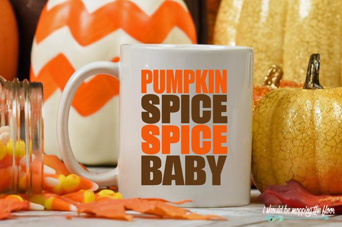 Pumpkin Spice Spice Baby