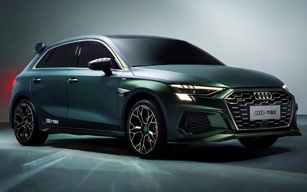 Novo Audi S3 Sportback 2022