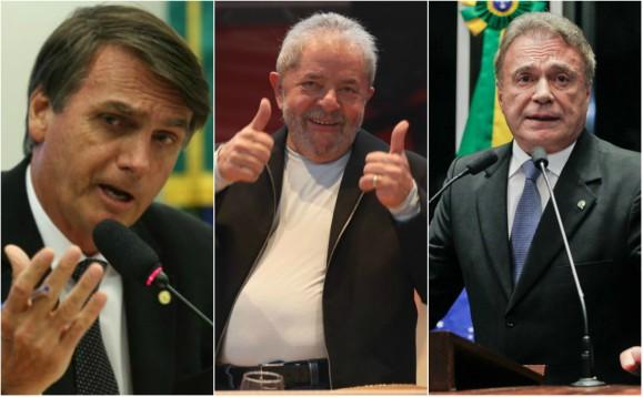 Por que a briga de lula e Bolsonaro pode eleger Álvaro Dias Presidente