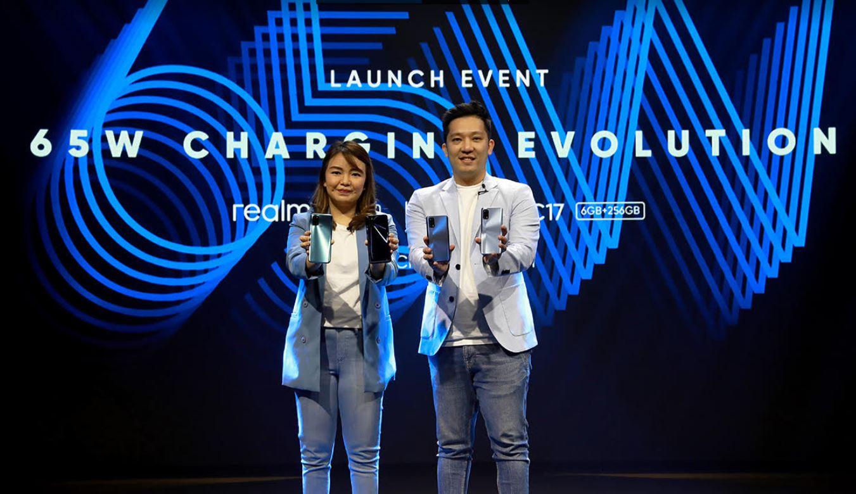 Realme 7 Pro #3MinChargingEnough dan Realme C17 Resmi Diluncurkan di Indonesia