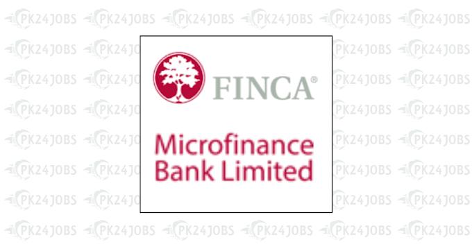 FINCA Microfinance Bank Jobs Latest | FINCA Bank Jobs 2020 November