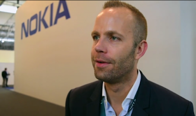 Juho Sarvikas, Chief Product Officer di HMD Global