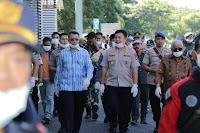 Antisipasi Corona Masuk NTB, Gubernur Pimpin Disinfektan di Bandara