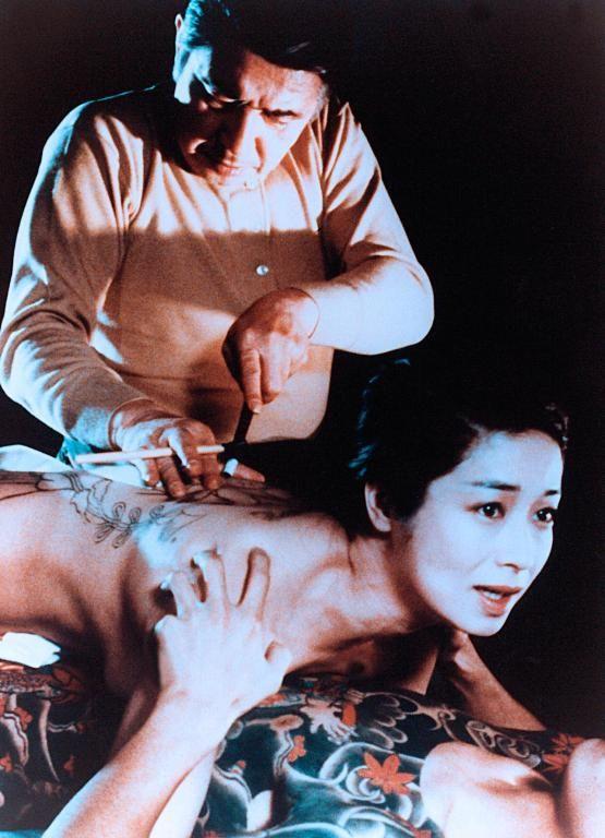 IREZUMI - The Spirit of Tattoo '雪華葬刺し' (Warning: Erotic Nude Tattoo), posted on Friday, 10 July 2020