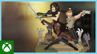 The Walking Dead Epic Crossovers - Assassin's Creed Valhalla - The Medium - STAR WARS: Squadrons