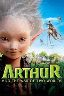 Arthur 3: The War of the Two Worlds 2010 Dual Audio 720p BluRay
