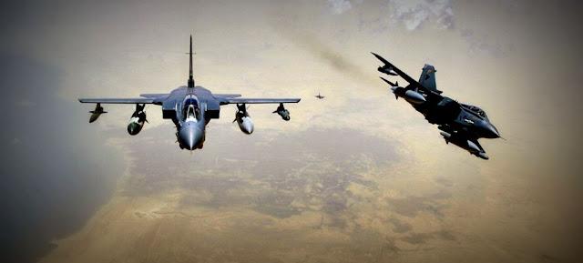 Vuelos militares entre Las Islas Malvinas y aeropuertos brasileños