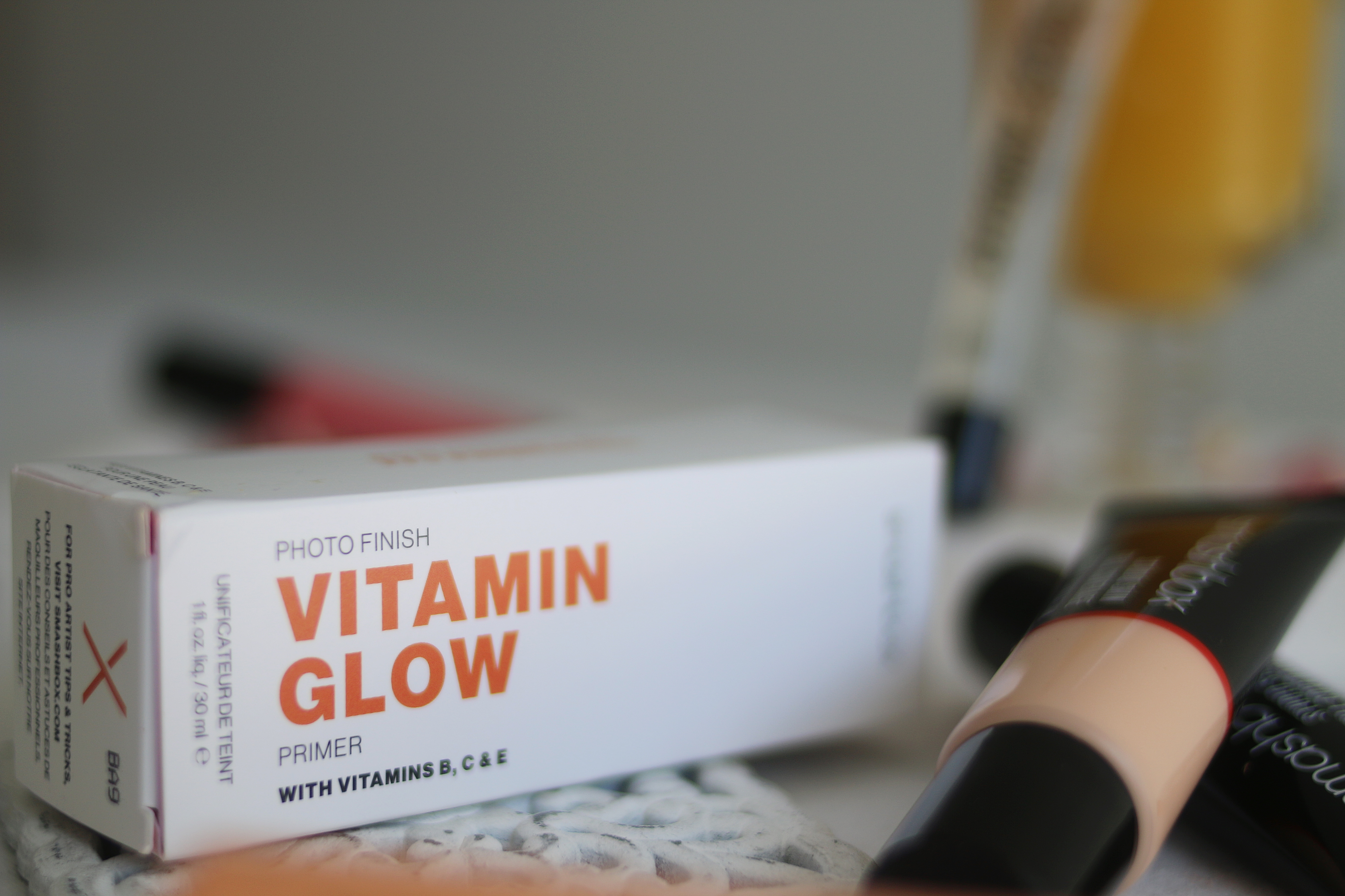 smashbox vitamin glow