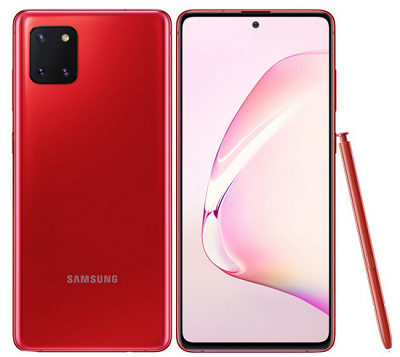 Samsung Galaxy Note10 Lite with Infinity-O Display, Triple Cameras, Huge Battery Launched