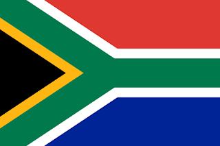 Afrika Selatan (Republik Afrika Selatan) || Ibu kota: Bloemfontein, Cape Town, Pretoria