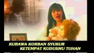 Chord Lagu Rohani : KU BAWA KORBAN SYUKUR - Bambang Irwanto