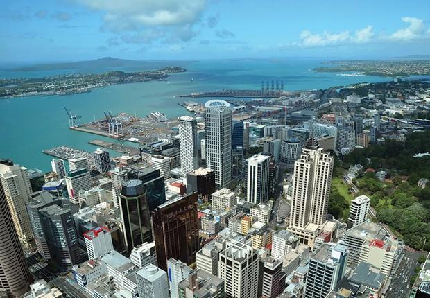 Costa da Nova Zelândia é atingida por terremoto de magnitude 7,3