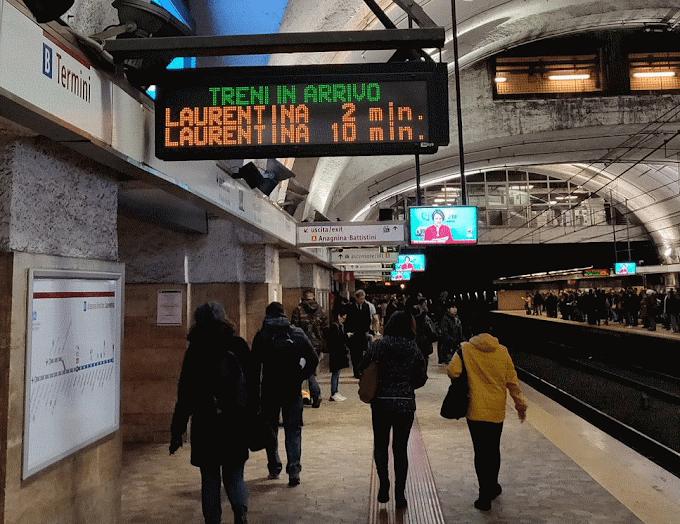 Coronavirus, la simulazione nel vagone della metro