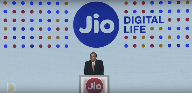 Enjoy Additional 4G Data with these Top Ups Launched by Reliance Jio