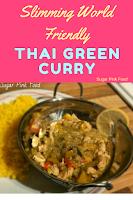 thai green curry slimming world recipe