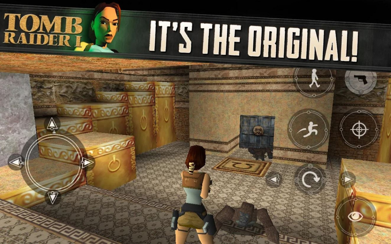 Stellas Tomb Raider Blog: Tomb Raider 1 Now Available for