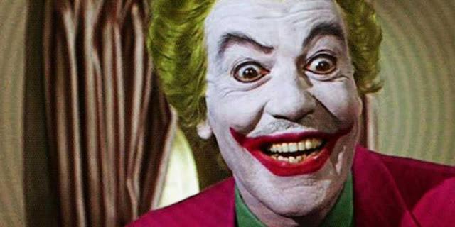 César Romero es Joker