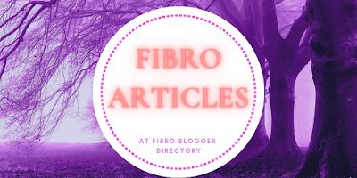 Fibro Friday week 379 - fibromyalgia articles