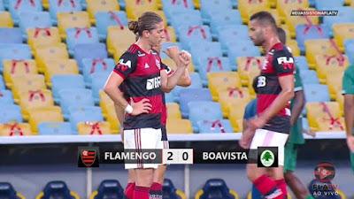 Flamengo bate recorde mundial de audiência esportiva no YouTube