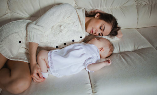 mengobati bayi sakit