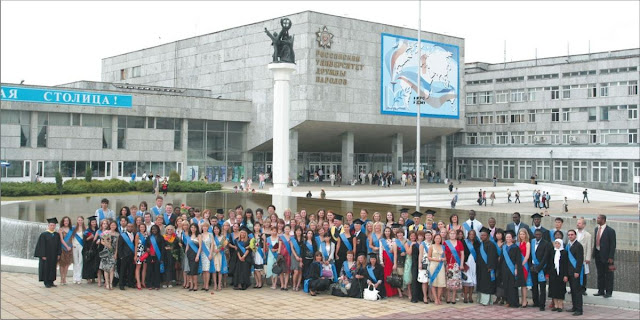 MBBS Fee of People's Friendship University, Russia