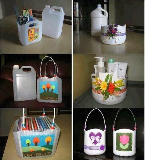 Connu Ma poubelle est un Jardin: Les Bidons en Plastique, encore du Nouveau DB83