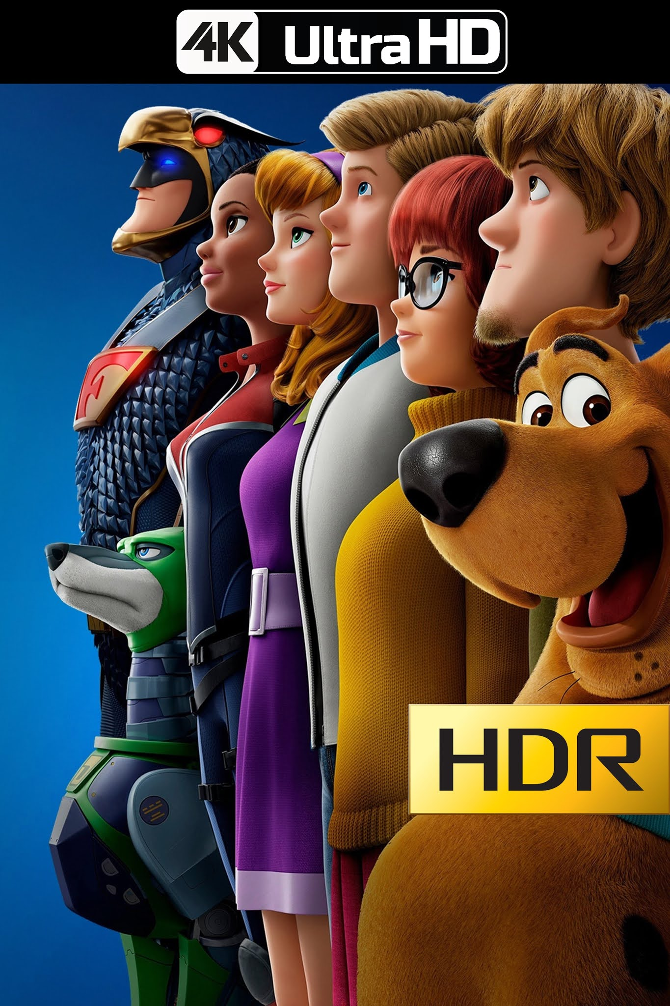 ¡Scooby! (2020) 4K UHD HDR Web-DL Latino