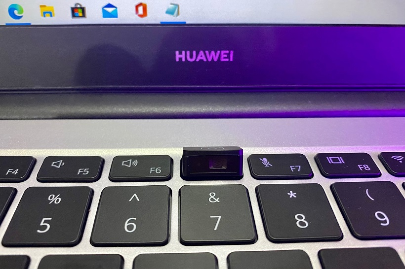 Huawei MateBook D14 Long Term Review - Camera
