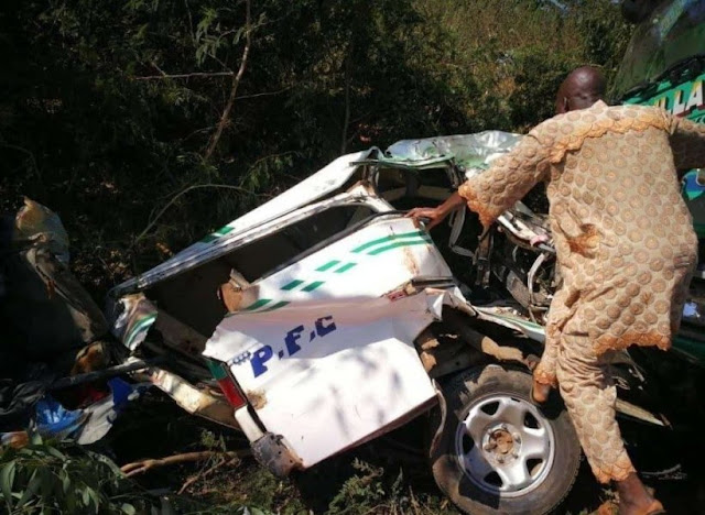 So sad: Fed Poly offa Students going for NYSC died in auto crash fatal accident