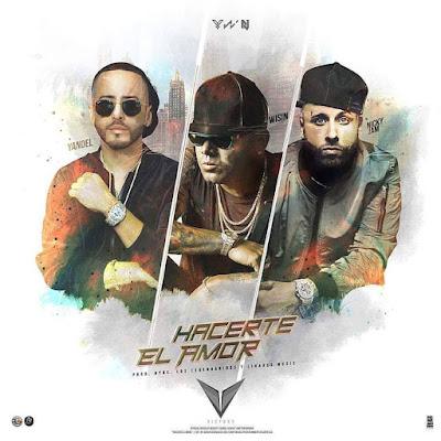 Wisin, Yandel, Nicky Jam - Hacerte el Amor