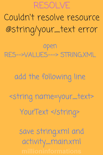 resolve-Couldn't-resolve-resource-@string/your_text