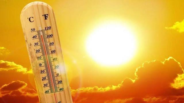 Αργολίδα: Κατακόρυφη άνοδος της θερμοκρασίας μέσα σε μία ώρα