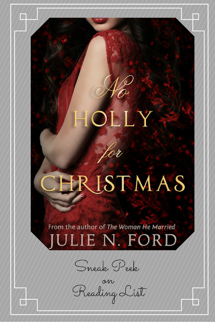 No Holly for Christmas by Julie N Ford  a sneak peek on Reading List