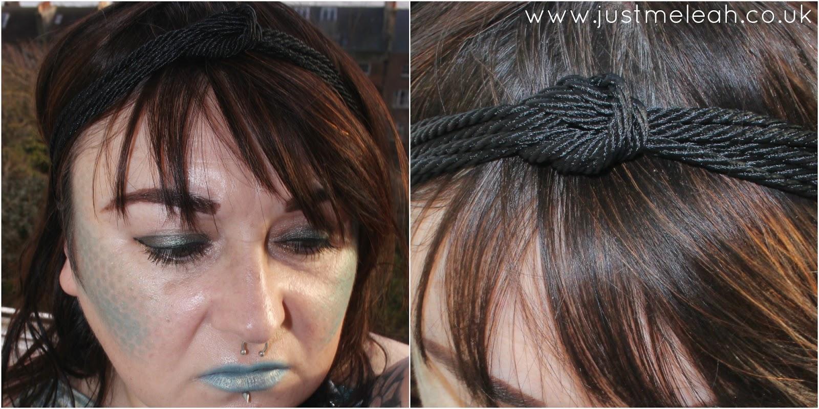 Crown & Glory twist rope headband