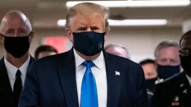 Donald Trump Tertular COVID-19, Apa Pengaruhnya bagi Pilpres AS?
