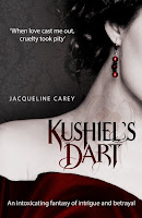 Kushiel's Dart by Jacqueline Carey cover