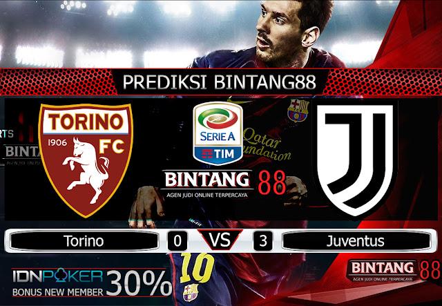 Prediksi Torino vs Juventus 3 November 2019 – Pada hari Minggu, 3 November 2019 pukul 02:45 waktu indonesia barat akan di adakan laga pertandingan Liga Italia antara Torino vs Juventus. Pertandingan ini nantinya akan di laksanakan di Stadion Torino