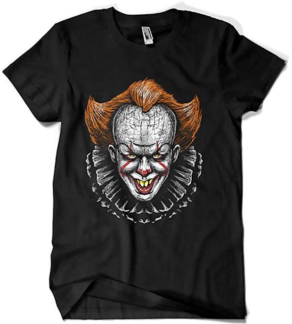 https://www.amazon.es/Camisetas-Colmena-5233-Monster-Clown-Andriu/dp/B07H5R5KLG